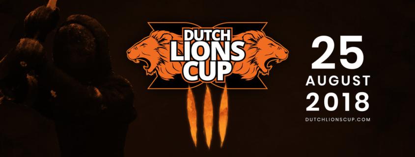 Dutch Lions Cup 2018