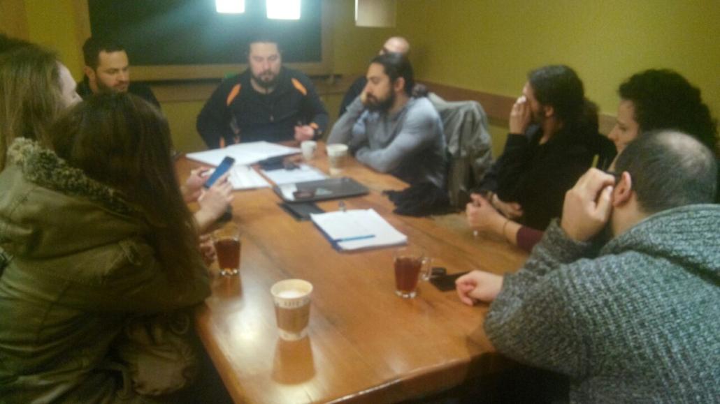 Dernek 1. Olağan Genel Kurul Toplantısı