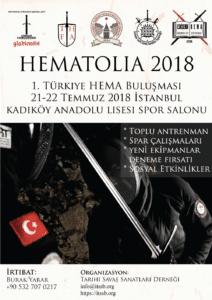 Türkiye Hema 1. Toplanması @ İstanbul Tarihi Savaş Sanatları Birliği   İstanbul   Turkey