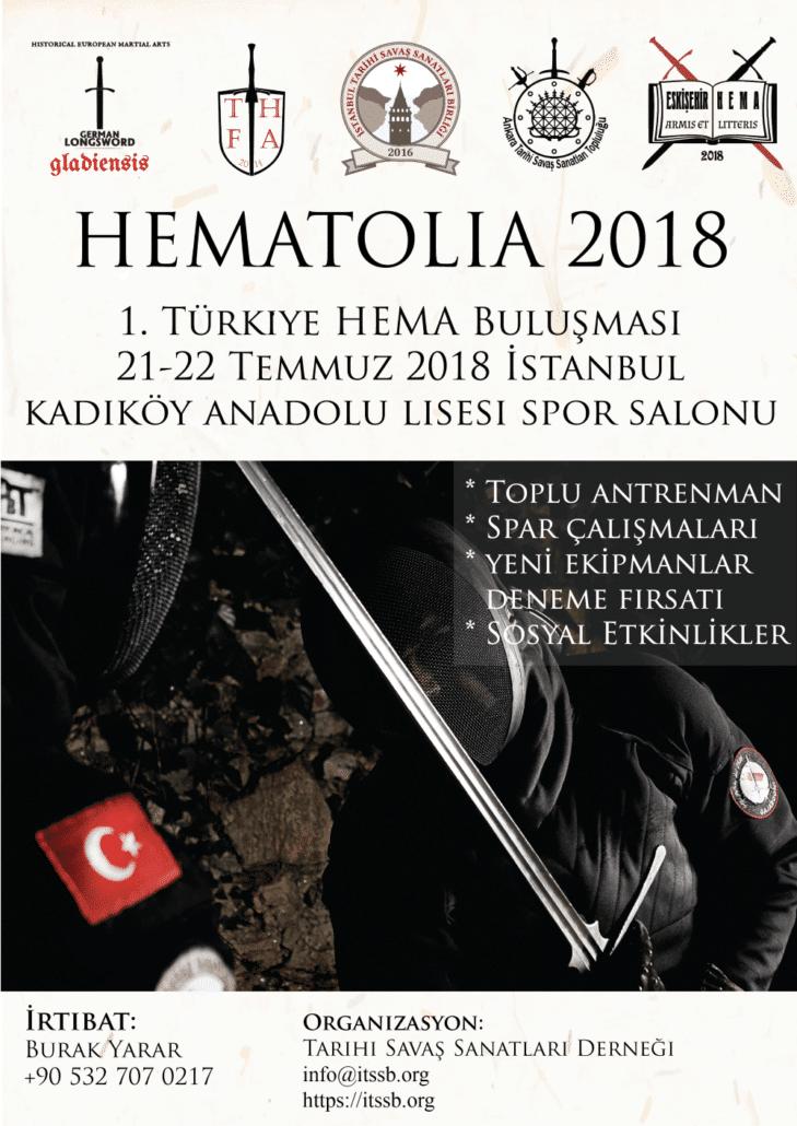 HEMAtolia 2018 Poster