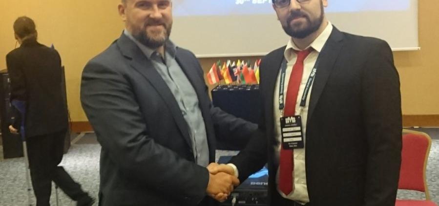 HMBIA 2017 - Roma Zirvesi - Burak Yarar, Genel Kurul Toplantısı