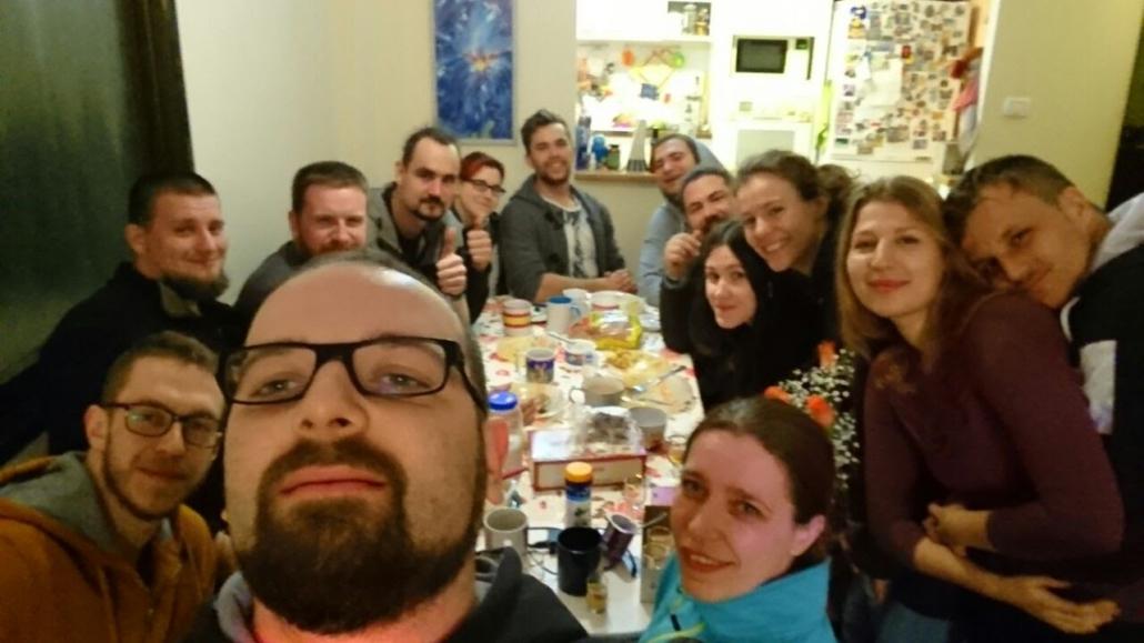 İsrail Toplu yemek