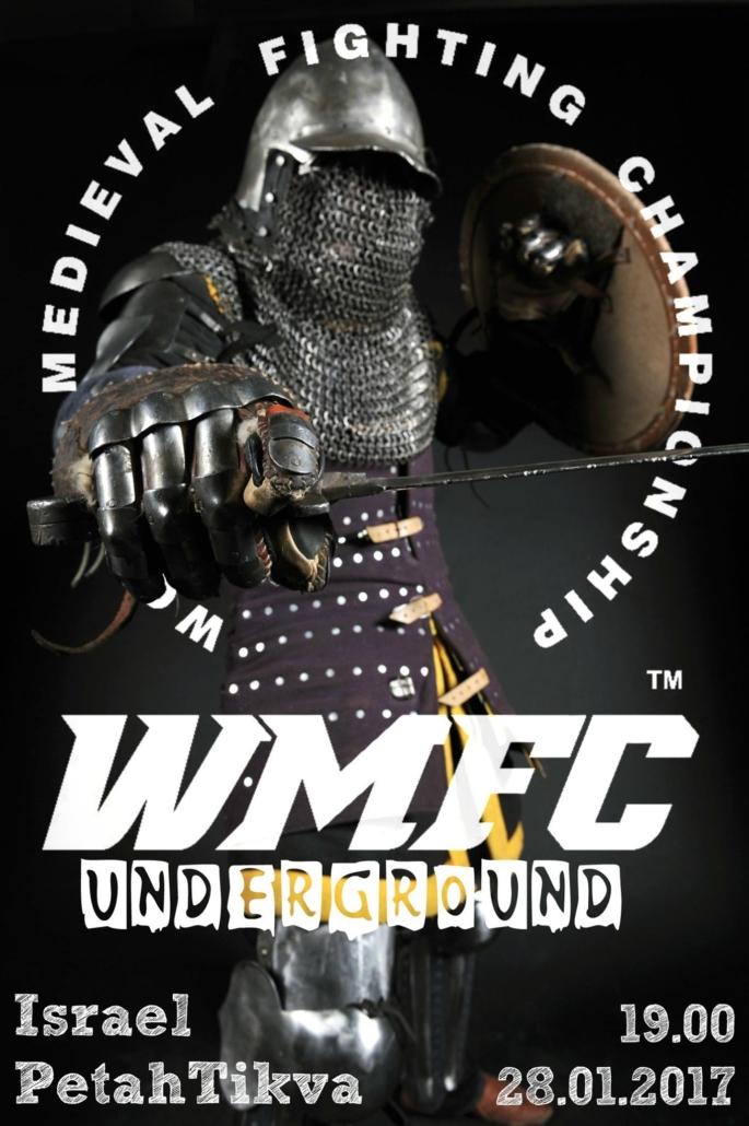 WMFC Underground 28.01.2017 posteri